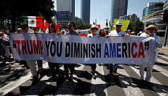 Marchers across Mexico vent anger over...