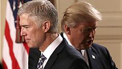 Trump picks conservative judge Gorsuch...