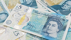 Bank of England to keep the new £5 note...