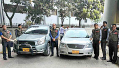 WB hands over two duty-free cars to...