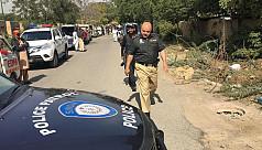 Afghan diplomat shot dead at consulate...
