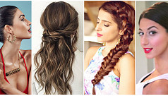 5 party hairdos under 10 minutes
