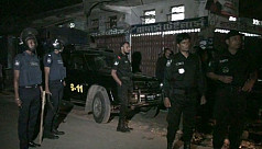 Police fire 80 rounds in tripartite...