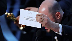 The Oscars pulls a 'Steve Harvey'