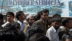 Saudi deports 40,000 Pakistani workers...