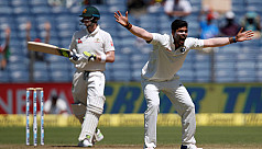 Paceman Umesh takes four as India restrict...