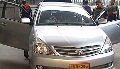 WB hands over one more duty-free car...