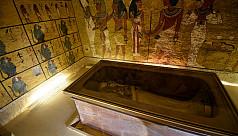Infographic: New radar survey of Tutankhamun's...