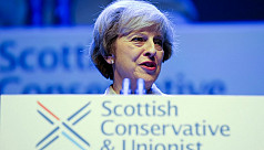 Theresa May accuses SNP of Scottish...