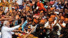 Exit polls suggest BJP ahead in Uttar...