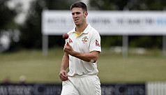 Mitchell Marsh faces nine months on...