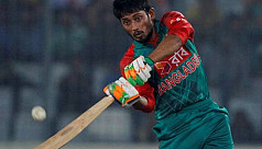 Anamul receives green signal to play...