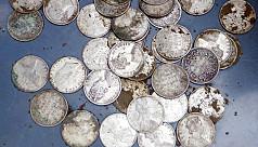 Bogra day labourer unearths treasure...