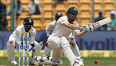 Shaun, Renshaw hit fifties to give Australia...
