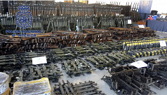 Spanish police seize 10,000 black market...