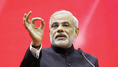 Modi could give Houdini a run for his...