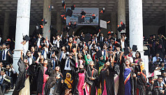 DU holds 50th convocation today