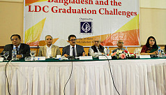 Shahriar: We're on right track to graduate...