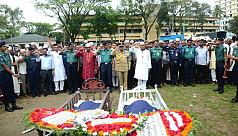 Explosives in Sylhet attack were...