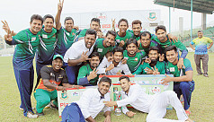 North seal maiden BCL title