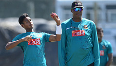 Walsh: Would love to hear Bangladesh...