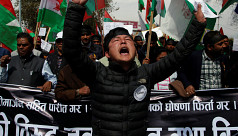 Anti-India protests erupt in Nepal over...