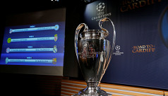 Infographic: Champions League quarter-final...
