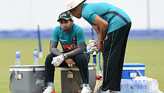 Sabbir, Mahmudullah in the line of...