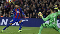 Superb Barca rout Celta, Real Madrid...