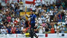 Hales, Root take England to record ODI...