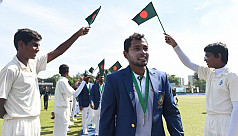 Bangladesh's historic 100th Test match...