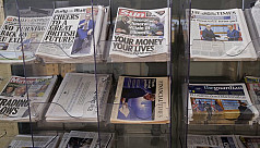 UK negotiator denies govt is blackmailing...