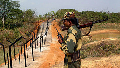 Bangladeshi citizen arrested at border...