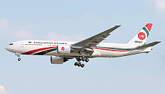 Biman offers 20% discount on six int'l...