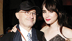 Lily Collins forgives her father in...