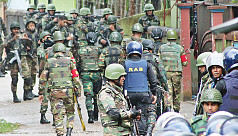 4 militants dead as Sylhet raid nears...
