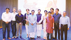 'Bhalobashar Bangladesh' launched by...