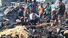 Minute-by-minute: Korail slum fire put...