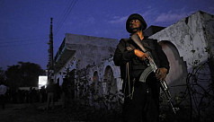 IS militant shot dead in India after...