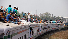 Eid advance train ticket sale...
