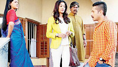 Parambrata, Paoli and Tisha together...