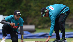 Bangladesh up against daunting task...
