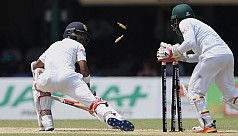 Bangladesh begin historic 100th Test...