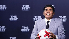 Fifa says no word from Maradona over...