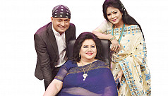 Runa Laila to appear in Khude...