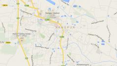 Fire at Rangpur power station