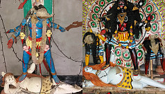 Idols desecrated at two temples in...