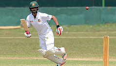 Ton-up Tamim as Bangladesh post 391/7...