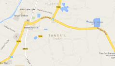 Bus plunges into ditch in Tangail killing...