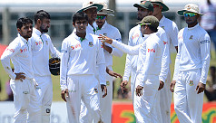 In pictures: Bangladesh vs Sri Lanka Galle Test Day 2